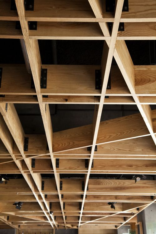 remash:    spuntino | ceiling detail ~ serrano monjaraz architects