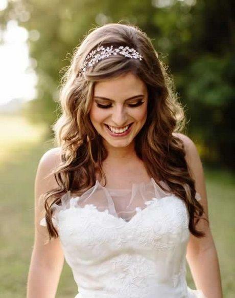 Lang bruids haar – #bruids #Haar #lang #seitlich -…