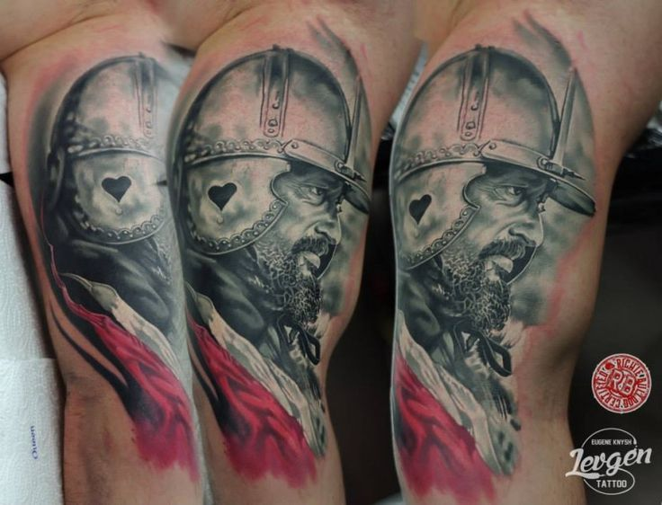 Photos on pinterest for Arm mural tattoos