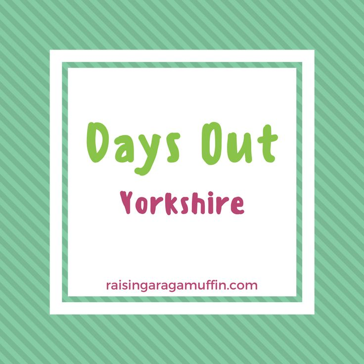 A collection of ideas for days out in Yorkshire