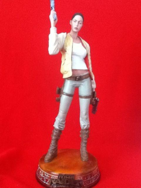 Angelina Jolie Lara Croft Tomb Raider The Cradle of Life Statue 745 1500 | eBay