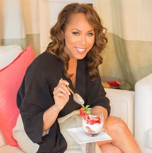 I am a huge fan of Steve Harvey but most people don't know that his beautiful wife, Marjorie Harvey is equally as inspiring and driven.   Ma...