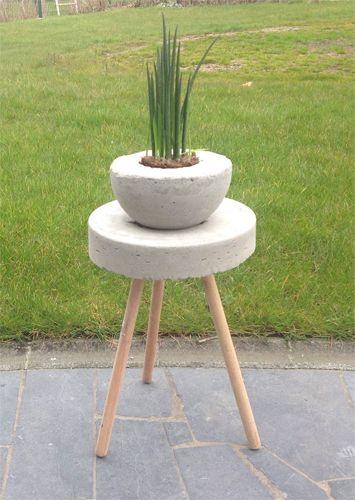 Krukje in beton > KVLV > Zo gemaakt