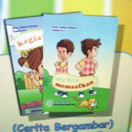 Buku PAUD - Cerita Bergambar
