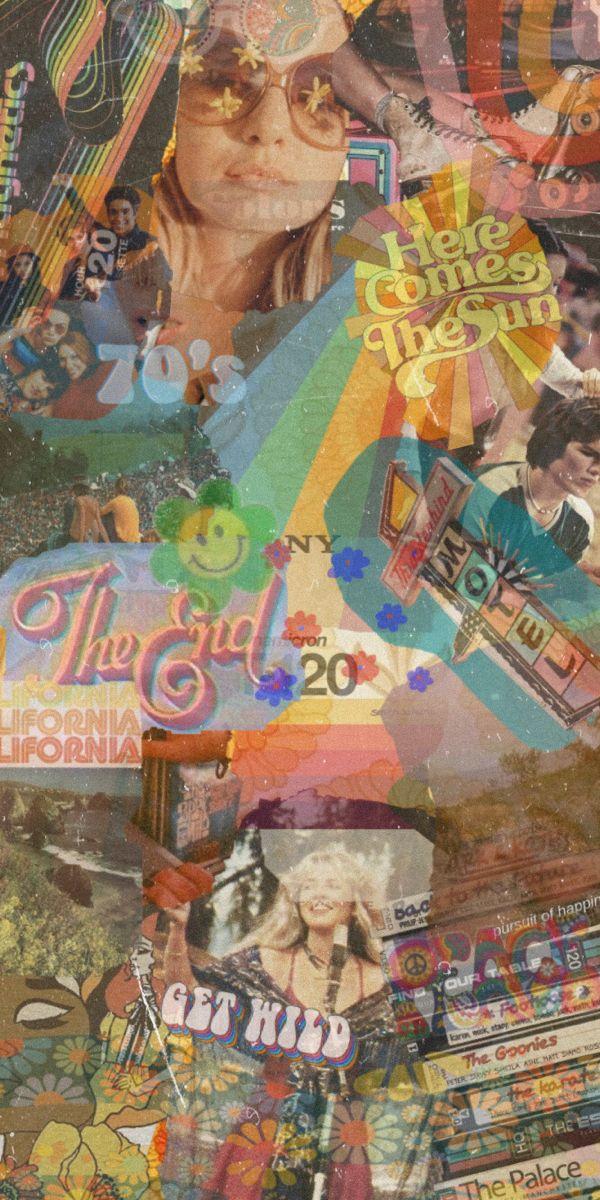 70's aesthetic in 2020 Aesthetic wallpapers, Aesthetic