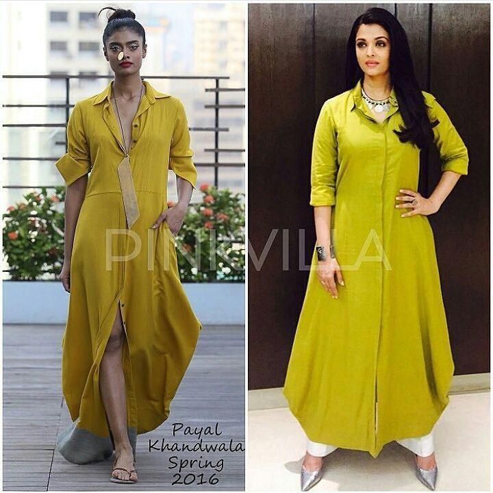 "pinkvilla: ""Yay Or Nay: Aishwarya Rai Bachchan In Payal Khandwala! @pinkvilla  . . #aishwaryaraibachchan #pinkvilla #fashion #style #sexy #like #comment #hot #happy #instamoment #Instafun #instafashion"""