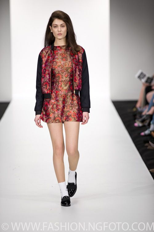 twenty-seven names, New Zealand Fashion Week 2013, shot by Michael Ng Photography