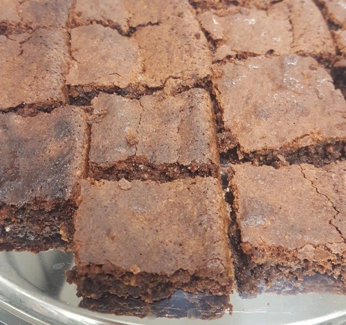 Super saftige Brownies - Powered by @ultimaterecipe