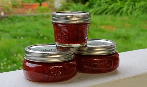 Summertime Canning: Strawberry Honey Jam