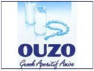 OUZO-Greek aperitif Anise