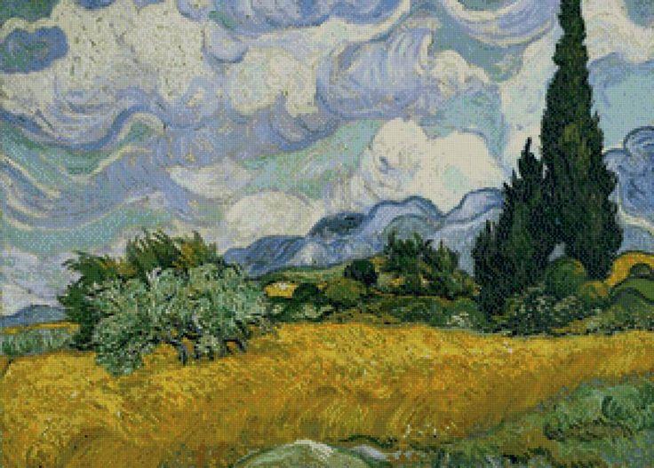 Ван Гог, предпросмотр