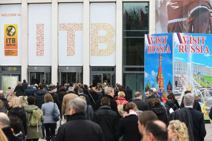 ITB Berlin 2017: Positive Economic Forecasts Give Global Travel Industry a Boost.