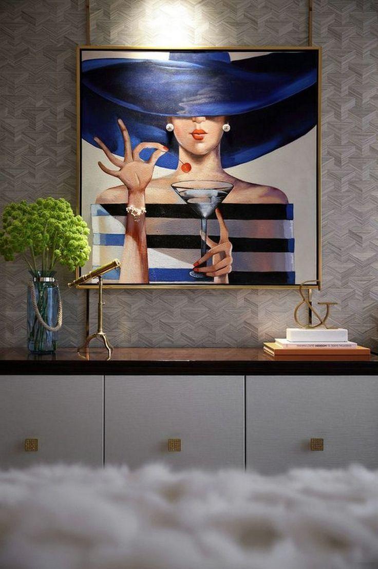 10 schöne und luxuriöse Wohnideen für Ihr Zuhause – #Ideen #luxuriose #sc … #WoodWorking