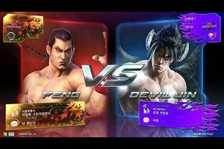 ChaandzTekken: 鉄拳7 TEKKEN 7 ( FENG WEI ) VS (DEVIL JIN)