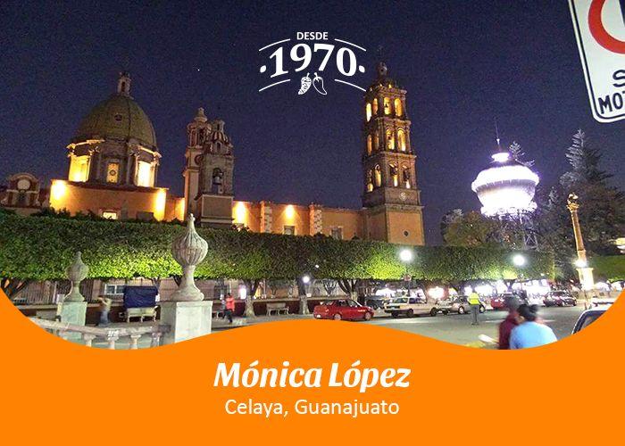 Celaya, Guanajuato por Mónica López.