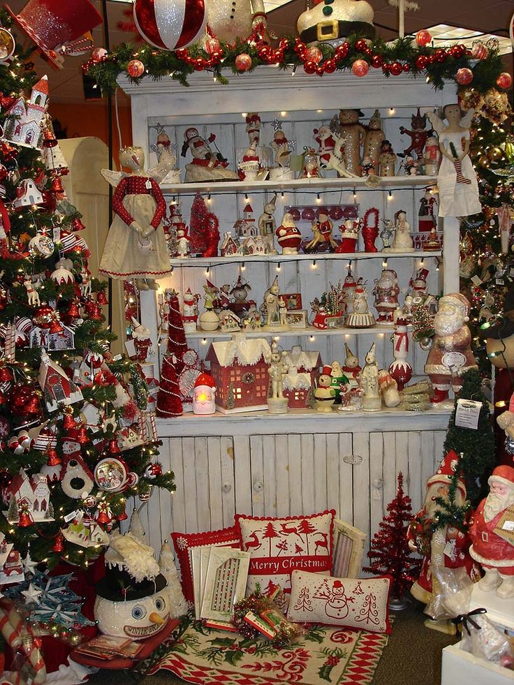 Best 10 Red christmas decorations ideas on Pinterest Christmas