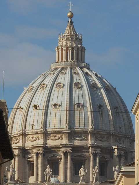 Cupola di San Pietro in Vaticano
