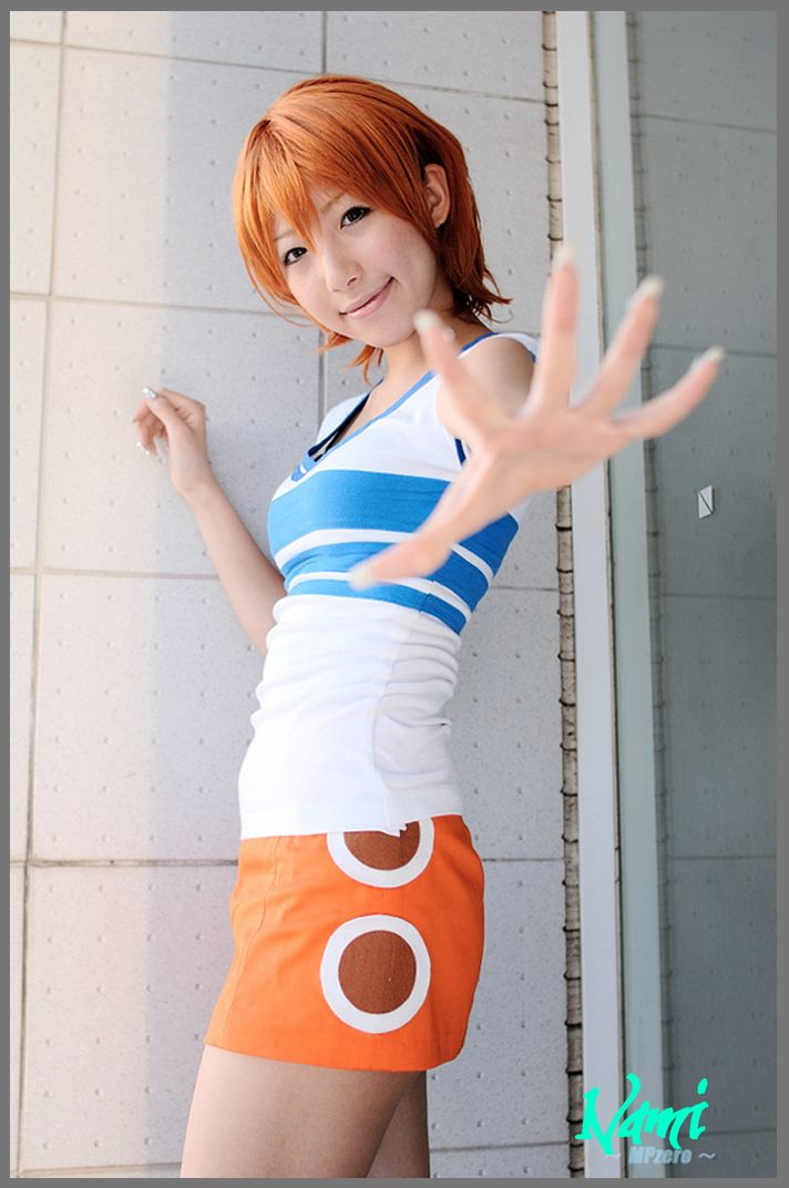 One Piece Nami Cosplay