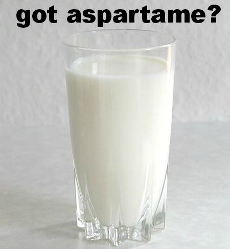 Activist Post: Aspartame in Milk Without a Label? Big Dairy Petitions FDA For Approval