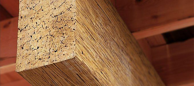Trus Joist® Parallam® PSL and commodity 24F-V4 glued ...