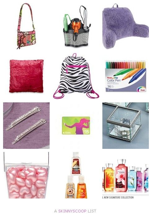 Favorite gifts for tween girls