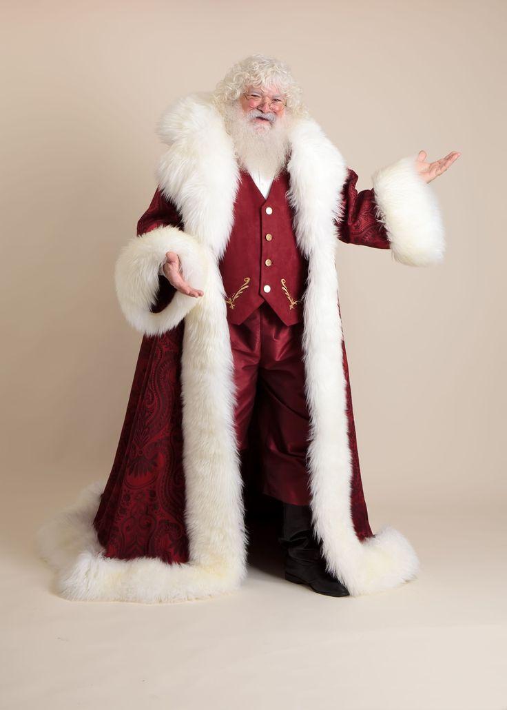 Santa's Suit for Bodacious Bazaar and Art Festival at Hampton Convention Center