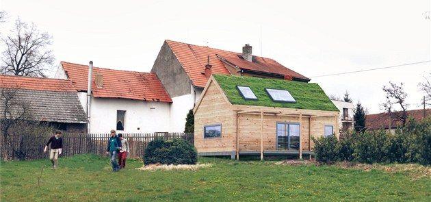 Jde to i bez hypotéky. V Čechách roste dřevostavba za 100 tisíc korun