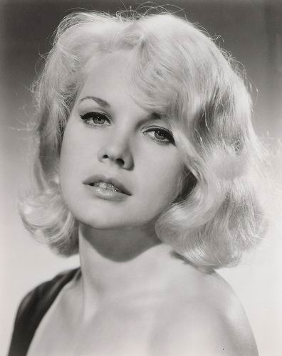 Actress Carroll Baker ~ one of the blonde bombshells of the 1950s.