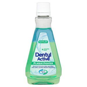 Dentyl Active Ph Smooth Mint Mouthwash 100ml £1.20 Superdrug