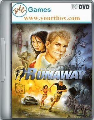Runaway A Road Adventure Game - FREE DOWNLOAD - Free Full Version PC Games and Softwares
