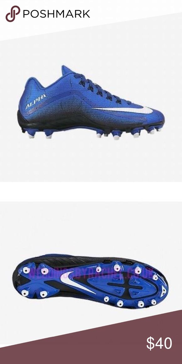 Nike Alpha Pro 2 Low TD Men Football Cleats 719925 NEW Nike Alpha Pro 2 Low TD Mens Football Cleats 719925. Box may show light wear. Cleats are new. Ships in one business day. Thanks Nike Shoes Athletic Shoes