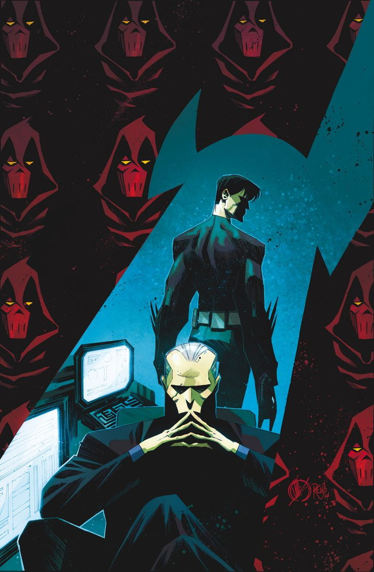BATMAN BEYOND UNIVERSE #14//S/ Comic Art Community GALLERY OF COMIC ART