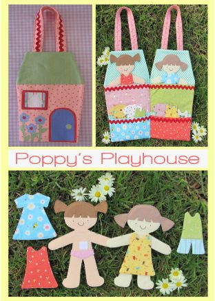 Poppy%27s+Playhouse+-+by+Two+Brown+Birds-+Softie+PatternSECONDARY_SECTION%2416.50%3A+Fabric+Patch%3A+Patchwork+Quilting+fabrics%2C+Moda+fabric%2C+Quilt+Supplies%2C%A0Patterns