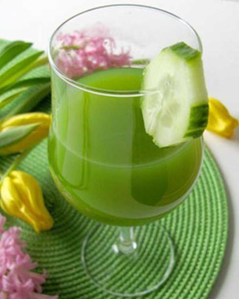 Succo di cetriolo per eliminare i cristalli di acido urico dalle articolazioni - Ambiente Bio
