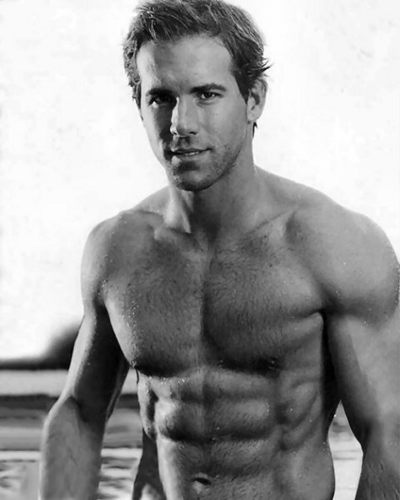 Ryan Reynolds. wtf. thats not even fair...