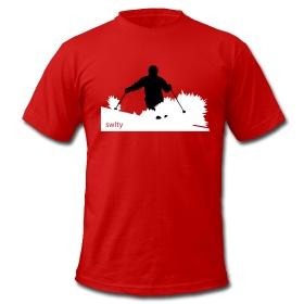 Powder Ski T-Shirt – my new favourite