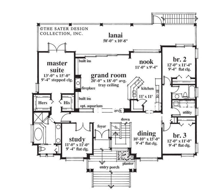 130 Best Renderings Sater Design Luxury House Plans