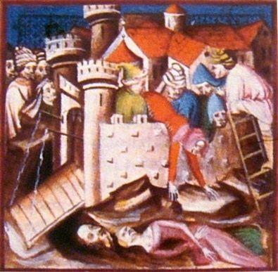 SiegeOfAcre1291BNF - Croisades — Wikipédia
