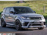 Land Rover Range Rover Sport ASPEC PLR610R  AWD 2016