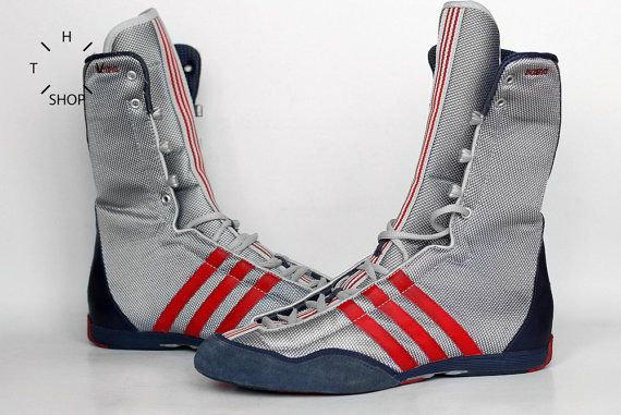 This shoes are extremely rare and very hard to find! ADIDAS BOXING 2000 Combats/Wrestling/Boxing unisex boots Pairs manufactured back in year 2003!