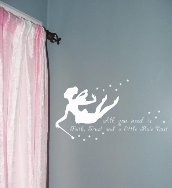 fairy room for Shay :)