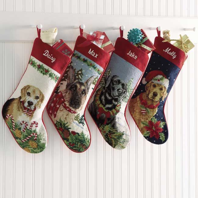 25+ best Christmas stockings for dogs ideas on Pinterest | Pet ...