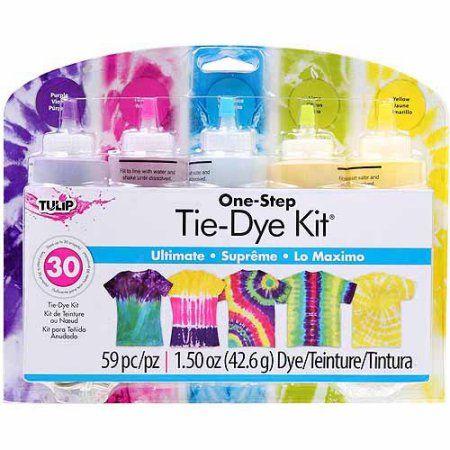 Tulip One-Step Large Tie-Dye Kit - Walmart.com