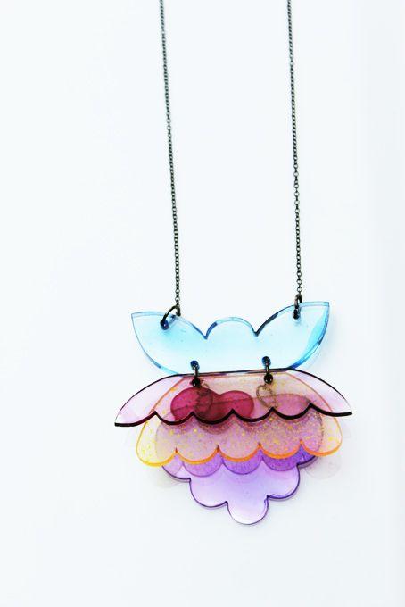 plexi jewellery