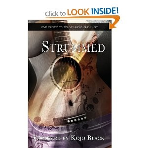 STRUMMED (Paperback) - Five erotic tales of music and lust!