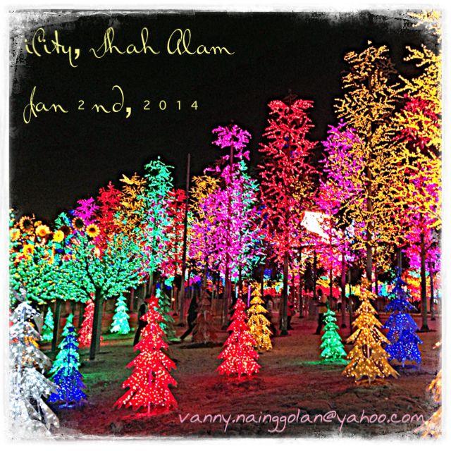 January 2013, iCity, Malaysia