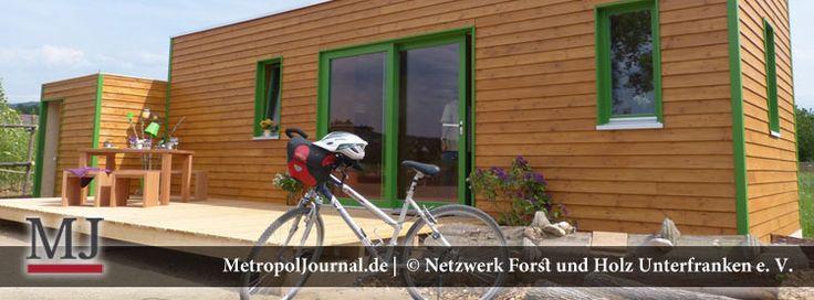 "(HAS) Prototyp des Projektes ""Rad & Apartment"" auf Landesgartenschau in Alzenau zu sehen - http://metropoljournal.de/?p=9175"