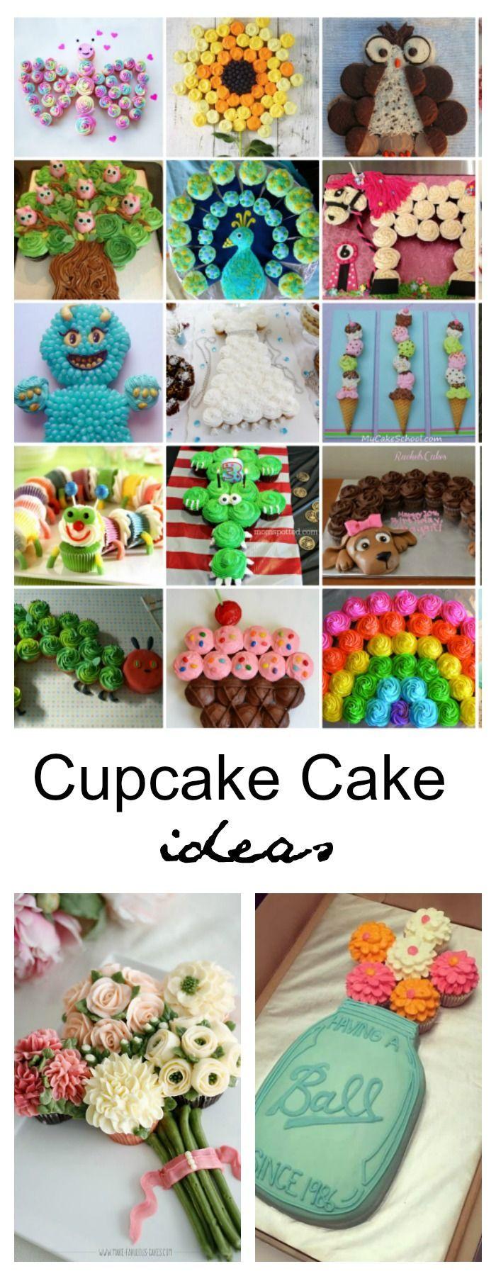 ... Cupcake Party on Pinterest | Cupcake Cakes, Cupcake Wars and Cupcake
