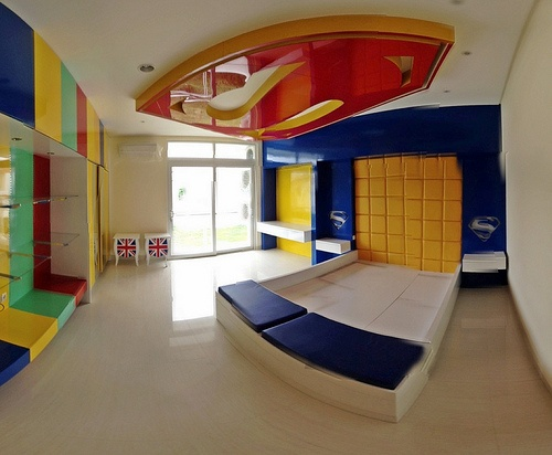 Best 25 superman room ideas on pinterest batman room decor superman nursery and superhero room - Superman interior designs ...