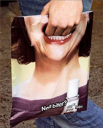 Product tegen nagelbijten